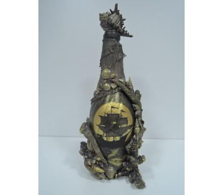 Декоративная Бутылка Пират
