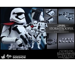 Hot Toys 1/6 MMS334  Star Wars: First Order Stormtrooper Officer