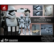 HOT TOYS 1/6 STAR WARS MMS333 FIRST ORDER STORMTROOPER JAKKU EXCLUSIVE