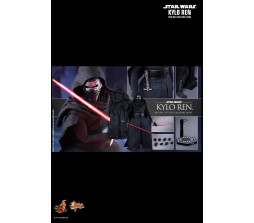 Hot Toys MMS 320 Star Wars Episode VII Force Kylo Ren