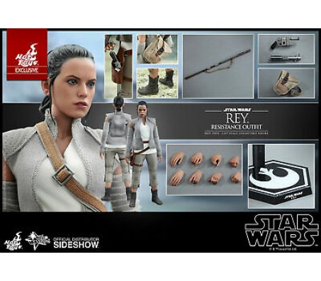 Hot Toys MMS377 Star Wars Rey (Рей)