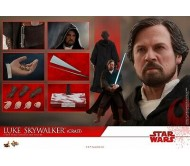 Hot toys Luke Skywalker (Crait) Collectible Figure MMS507