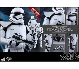Hot toys STORMTROOPER SQUAD LEADER MMS316 уценка