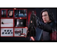 Hot toys THE LAST JEDI 8 KYLO REN MMS438
