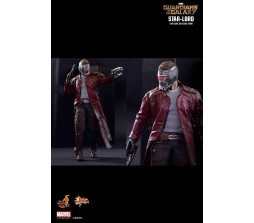 STAR LORD hot toys GUARDIANS OF THE GALAXY mms255