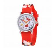 Детские часы Kitty Red