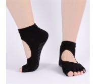 Носки для йоги Xianzuxiu Enjoy Черные