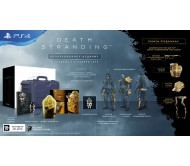 Death Stranding. Collectors Edition PS4 Российское