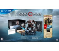 God of War Collectors Edition  PS4 ENG