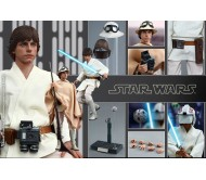 Фигурка Hot toys Star Wars New Hope Luke Skywalker