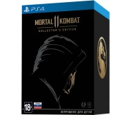 Mortal Kombat 11  Сollectors Edition PS4