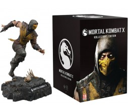 Фигурка Mortal Kombat X: Scorpion (28 см)
