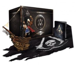 Коробка Assassins creed Black chest Ps3