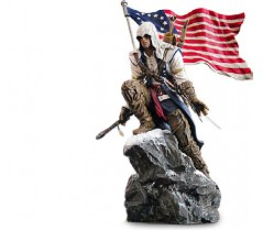 фигурка Connor Assassins Creed III Freedom Edition без коробки