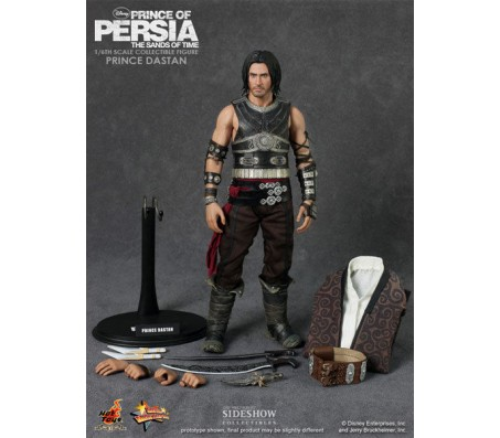 Фигурка Hot toys prince OF persia mms127