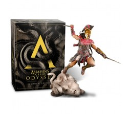 Assassins Creed: Одиссея. Medusa Edition без игры PS4