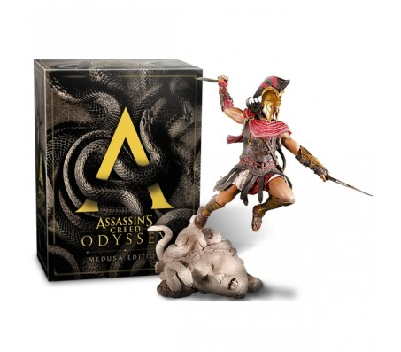 Assassins Creed: Одиссея. Medusa Edition PS4