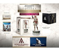 КОЛЛЕКЦИОННОЕ ИЗДАНИЕ Assassins Creed Odyssey Kassandra Gold Edtion на Xbox One или PS4